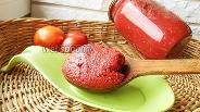 Фото рецепта Домашняя томатная паста без лука и специй