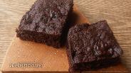 Фото рецепта Бисквитное печенье с шоколадом и арахисом