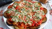 Фото рецепта Закуска из жареных баклажанов