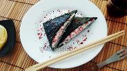 Фото рецепта Суши-сэндвич