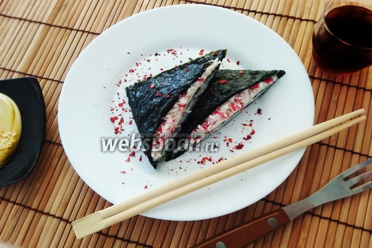 Фото Суши-сэндвич