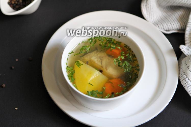 Фото Рыбный суп из сазана
