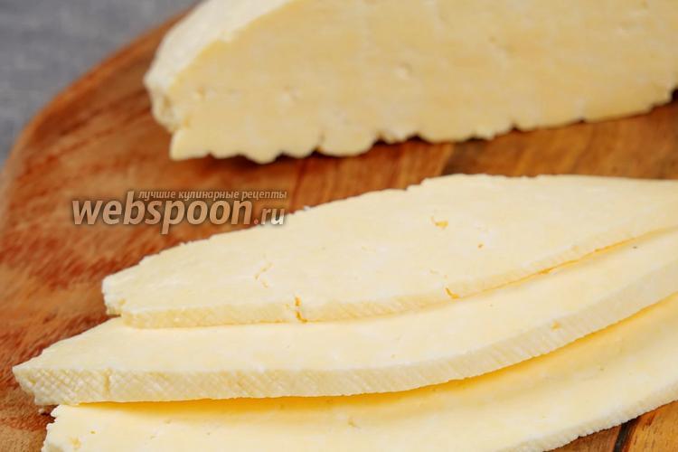 Фото Быстрый домашний сыр. Видео