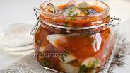 Фото рецепта Филе сельди в томатном соусе