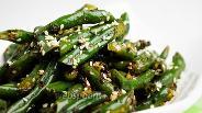 Фото рецепта Стручковая фасоль по-китайски