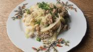 Фото рецепта Капуста по-флотски