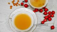 Фото рецепта Чай с календулой и облепихой