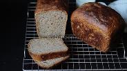 Фото рецепта Дарницкий хлеб на пшеничной закваске