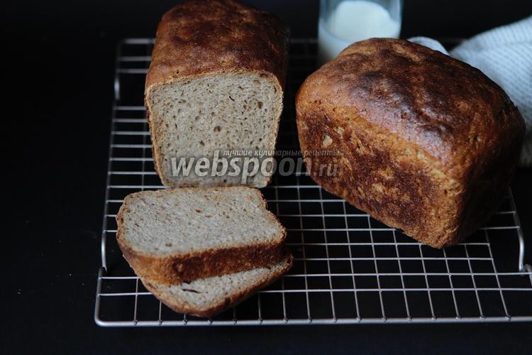 Фото Дарницкий хлеб на пшеничной закваске
