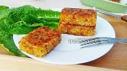 Фото рецепта Котлеты гречнево-рисовые